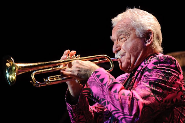 Doc Severinsen: A Legend, And A Friend