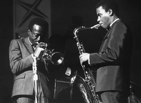 Miles Davis Podcast:  Wayne Shorter