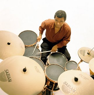 Jazz Backstage:  Jack DeJohnette