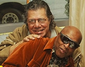 Jazz Backstage:  Roy Haynes & Chick Corea