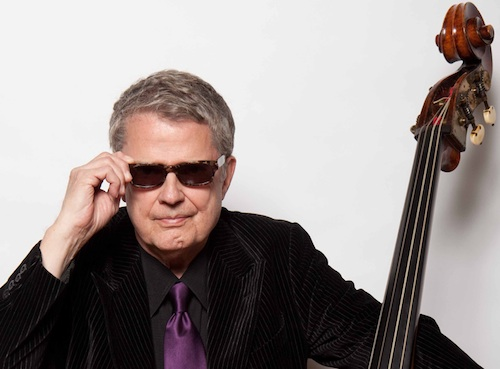 Jazz Backstage:  Charlie Haden