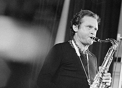 Jazz Stylist Stan Getz