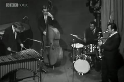 Vintage Stan Getz Quartet Live