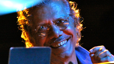 Jazz Backstage:  Chick Corea